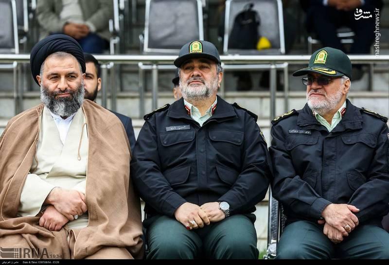 2378619 - تدفین سه شهید گمنام دوران دفاع مقدس