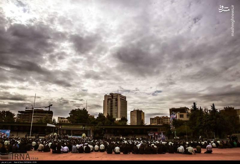 2378620 - تدفین سه شهید گمنام دوران دفاع مقدس