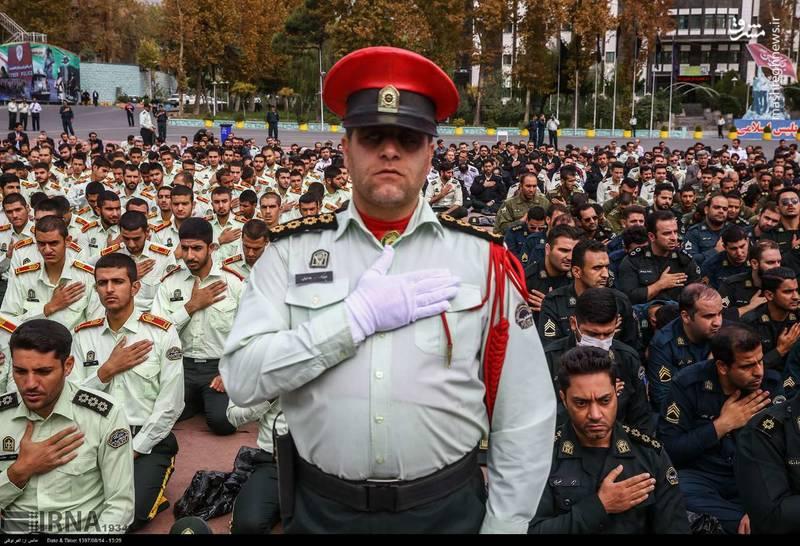2378621 - تدفین سه شهید گمنام دوران دفاع مقدس