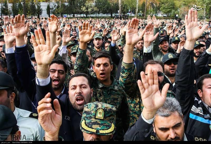 2378633 - تدفین سه شهید گمنام دوران دفاع مقدس