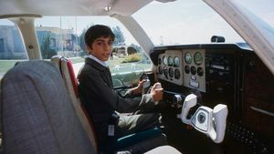 گذشته پاک شاهزاده پهلوی! +تصاویر
