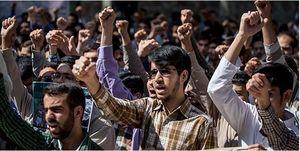تجمع جمعی از مردم  در اعتراض به کشتار مسلمانان نیجریه  +عکس