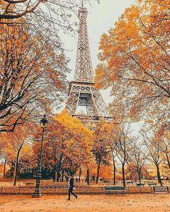 پاییز در پاریس ...