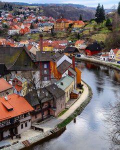عکس/ روستایی دیدنی در جمهوری چک