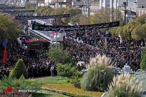 عزاداری ۲۸ صفر در مشهد