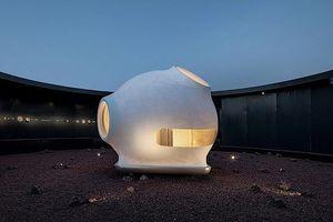 خانه کوچک چینیها برای مریخ +عکس