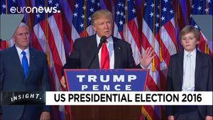 تفاوت های ترامپ نامزد با ترامپ رئیس جمهور