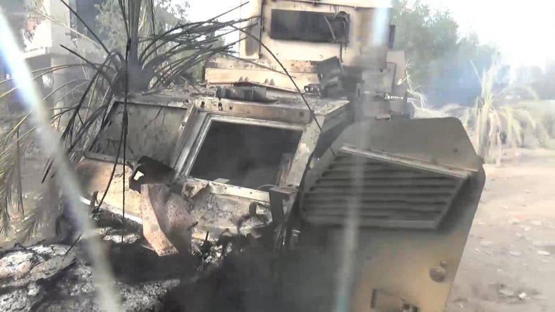 2380211 - آژیر خطر برای نیروهای یمنی به صدا درآمد