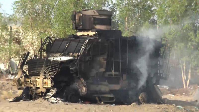 2380218 - آژیر خطر برای نیروهای یمنی به صدا درآمد