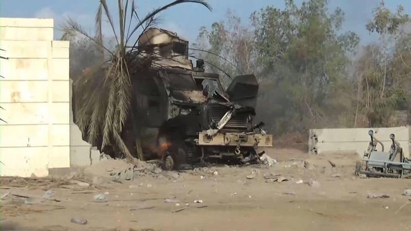 2380219 - آژیر خطر برای نیروهای یمنی به صدا درآمد