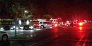 تیراندازی در کالیفرنیا چندین زخمی بر جا گذاشت