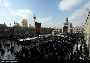 عزاداری شهادت امام رضا (ع) - مشهد