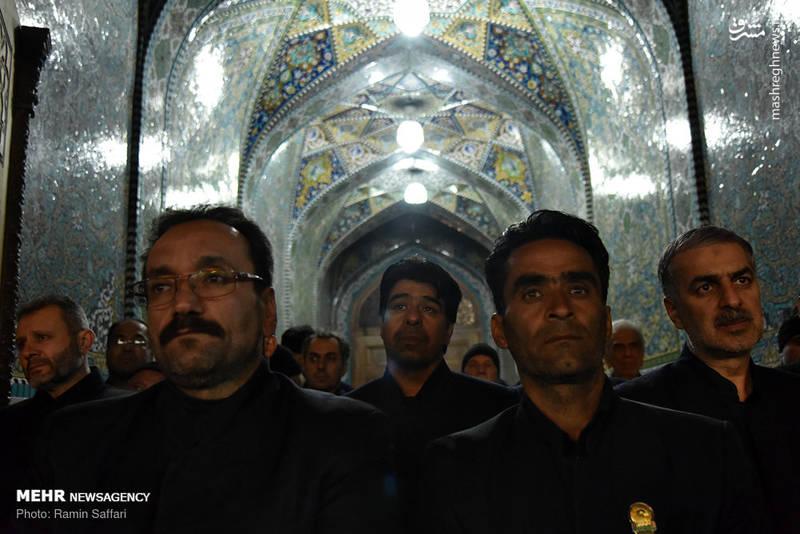 2380322 - حرم رضوی در شب شهادت امام رضا(ع)