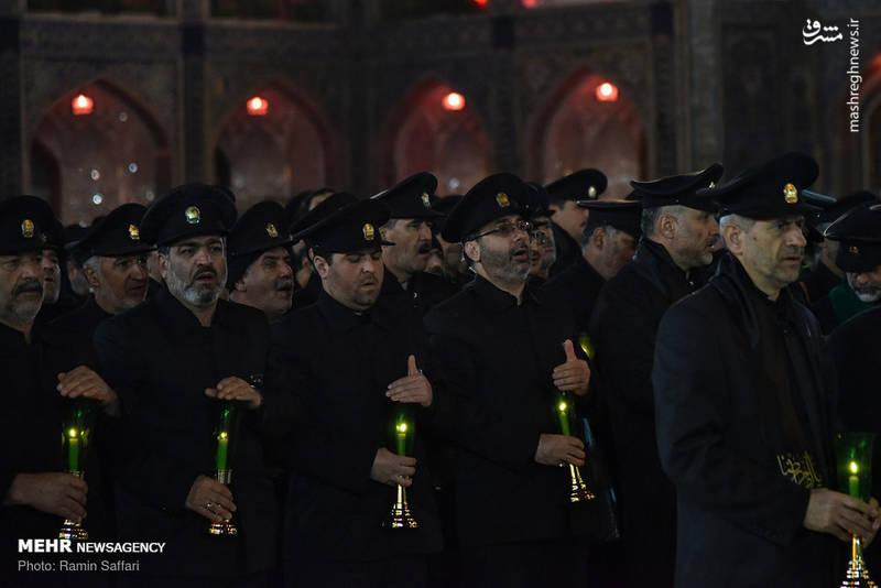2380331 - حرم رضوی در شب شهادت امام رضا(ع)