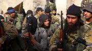 جنگ قاتلهای انساننما در مناطق اشغالی سوریه