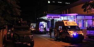 ۷ مفقود در انفجار انبار مهمات ارتش ترکیه