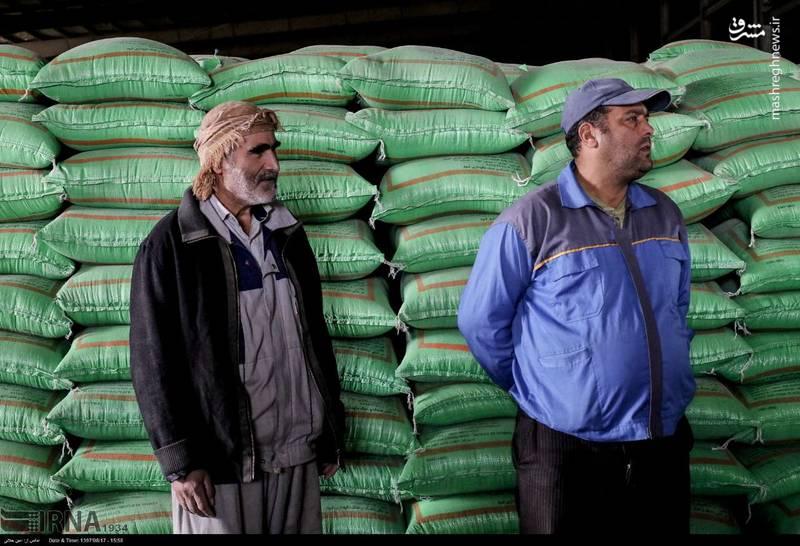 عکس/ بازدید وزیر صمت از انبارهای نگهداری کالا