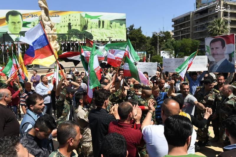 «امنیت جمعی» و «بازدارندگی چتری» در ائتلاف تحت رهبری ایران
