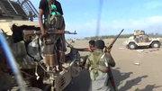 قطع مسیر امدادرسانی به نیروهای شورشی در الحدیده