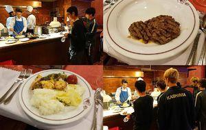 عکس/ سرآشپز ژاپنی کاشیما در تهران