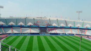 عکس/ اولین تصاویر از ورزشگاه آزادی