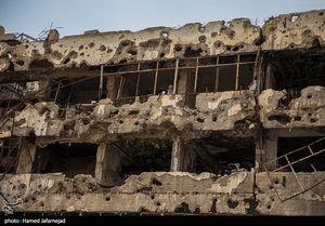 شهر حمص سوریه پس از جنگ با داعش