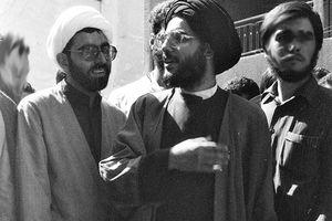 عکس/ حضور «نصرالله» در تشییع شهدای حزبالله