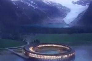 فیلم/ هتلی که انرژی خود را تولید می کند!