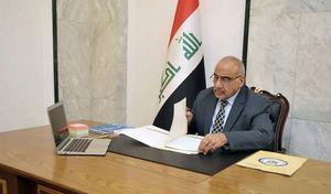 «بارزانی» با نخست وزیر عراق دیدار کرد
