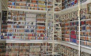عکس/ کتابخانه امیر المومنین در نجف