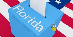 فرماندار فلوریدا دستور بازشماری آراء را صادر کرد