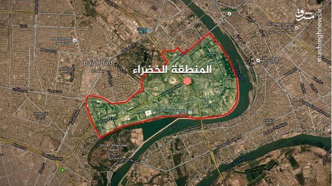 2381830 - خروج نخستوزیر عراق از منطقه سبز