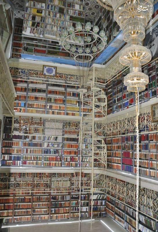 کتابخانه امیر المومنین در نجف