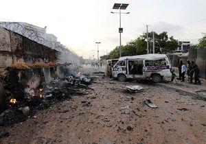فیلم/ حمله تروریستی به سفارت چین در کراچی