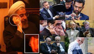 گوشی آیفون را برای مسئولان ایرانی ممنوع کنید +عکس