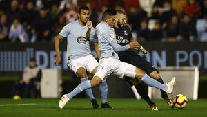 رئال مادرید فاتح نبرد با سلتاویگو در یک بازی پر گل