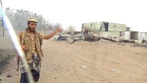 آخرین تحولات میدانی الحدیده؛ ادامه درگیری های سنگین در محورهای شمال شرق، شرق و جنوب + نقشه میدانی و تصاویر