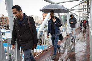 وضعیت امسال بارش باران در کشور چگونه است؟  +جدول