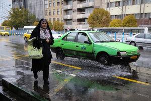 آخرین وضعیت بارشهای ایران+جدول