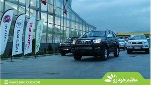 «ساوانا» قدرتمندترین خودرو ایرانی روانه بازار شد