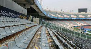 عکس/ ورزشگاه آزادی یک روز بعد از فینال