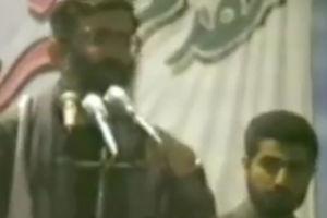 فیلم/ سخنرانی 30سال پیش رهبرانقلاب در کنار سردارسلیمانی