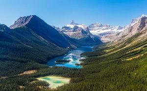 طبیعت زیبای کانادا