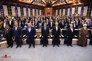 افتتاحیه اجلاس جهانی گردشگری در همدان
