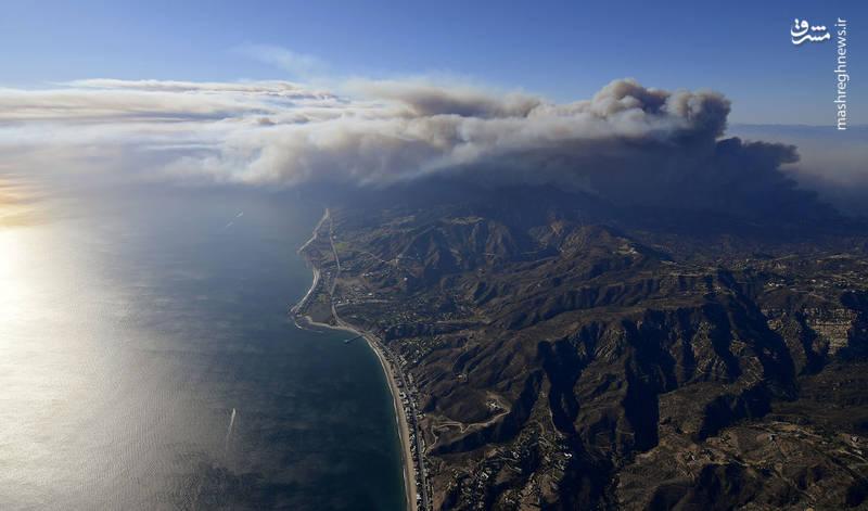 2382934 - مرگبارترین آتش سوزی جنگلهای کالیفرنیا