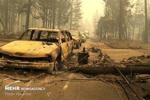 اگر آتشسوزی کالیفرنیا در ایران اتفاق میافتاد!