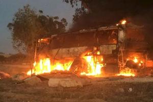 فیلم/ شکار دقیق اتوبوس جنایتکاران صهیونیست