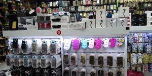 خرید و فروش لوازم جانبی موبایل با نرخ دِرهم