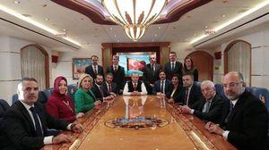 عکس/ قصر متحرک اردوغان