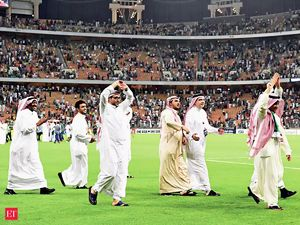 همدستی بزرگان ورزش در پاکسازی چهره پلید سعودیها!